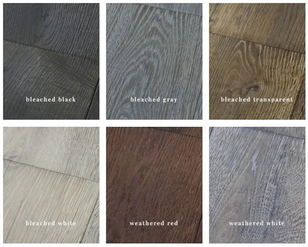 ekskluzywne podłogi drewniane