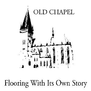 popdłogi drewniane old chapel