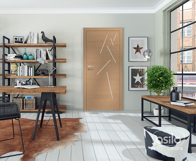 drzwi do mieszkania asilo