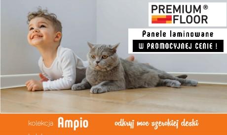 promocja podłóg laminowanych premium floor