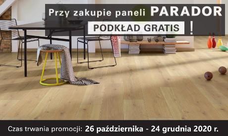 promocja podłóg PARADOR