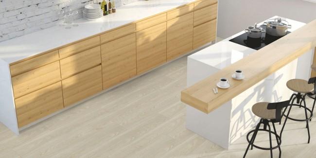 podłogi do kuchni