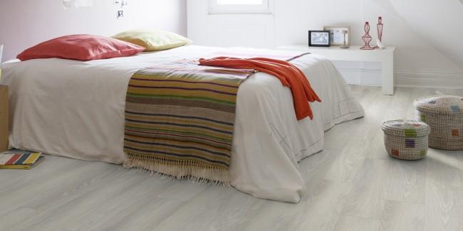 podłogi winylowe do sypialni