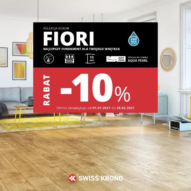 promocja panele aurum fiori 10%